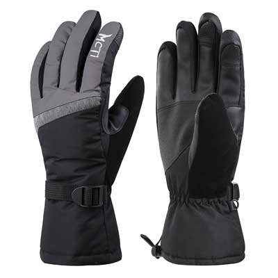 MCTi Women Winter Touchscreen Gloves