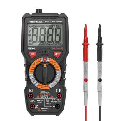 Meterk Digital Multimeter