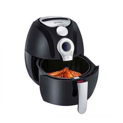Electric Air Fryer, Blusmart Power