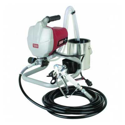 5/8 HP 3000 PSI Airless Paint Sprayer Kit