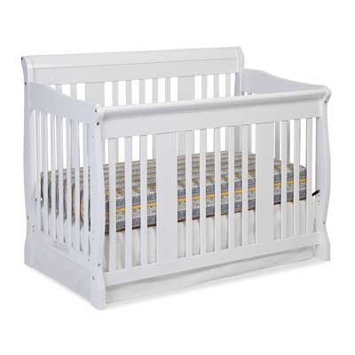 Stork Craft Tuscany 4in1 Convertible crib
