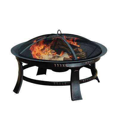 Pleasant Hearth Brant Round Fire Pit