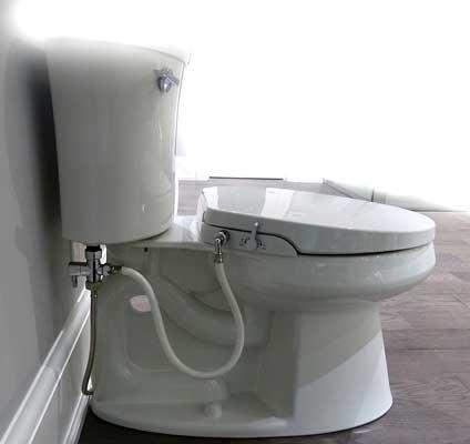 GenieBidet Seat