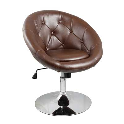 Awe Inspiring Top 10 Best Round Back Swivel Chairs In 2019 Reviews Ncnpc Chair Design For Home Ncnpcorg