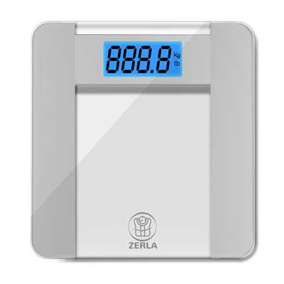 ZERLA Digital Bathroom Scale