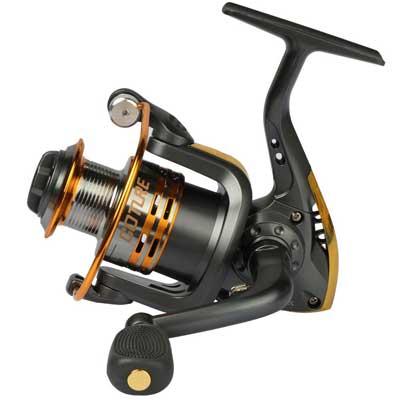 Goture Spinning Fishing Reel Metal