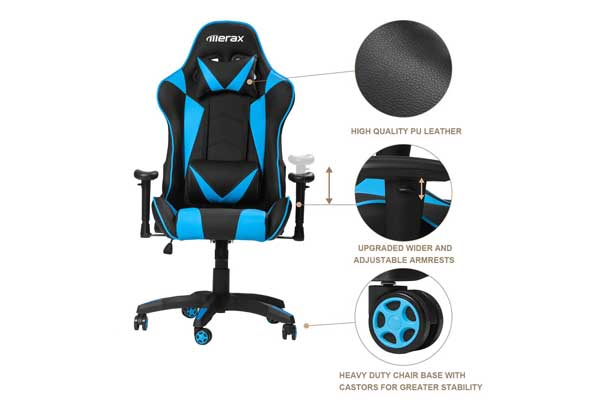 best gaming chairs reviews