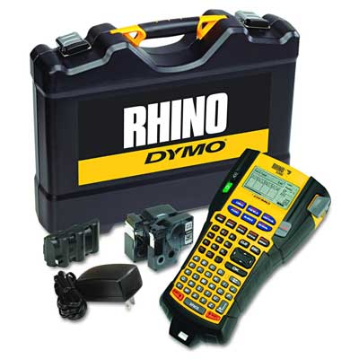 DYMO Rhino 5200 Industrial Label maker