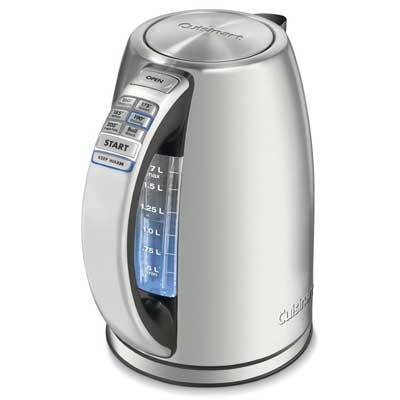 Cuisinart CPK-17 Perfect temp Cordless Electric Kettle