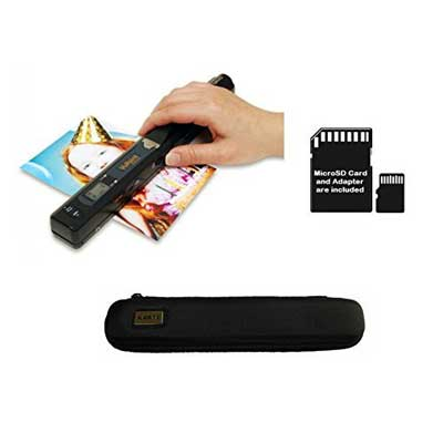 Magic Wand Portable Scanner Kit