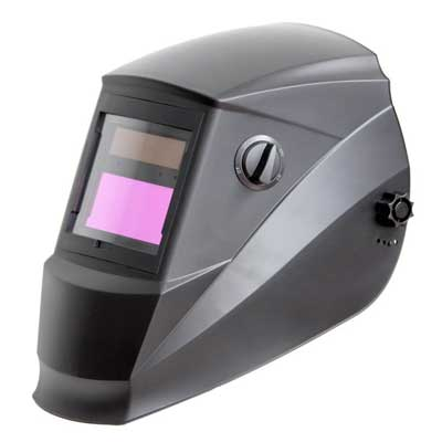Antra AH6 Solar Power Auto Darkening Welding Helmet
