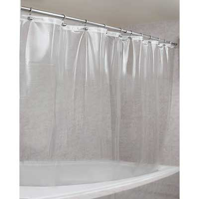 top 10 best shower curtain liners in 2019 reviews. Black Bedroom Furniture Sets. Home Design Ideas