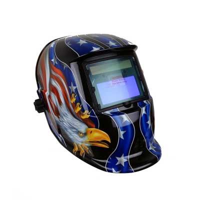 Instapark ADF Series GX Solar Powered Auto Darkening Helmet