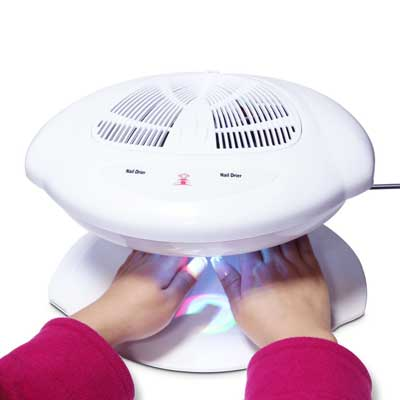 Makartt Professional Air Nail Fan Blow Dryer machine