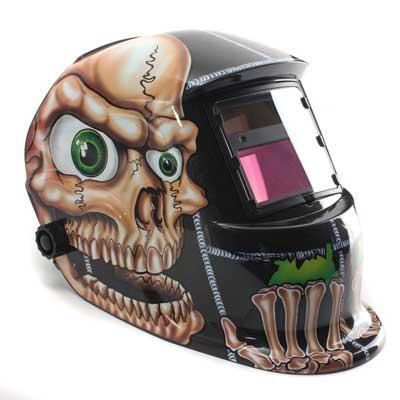 AUDEW Solar Auto Darkening Welding Helmet