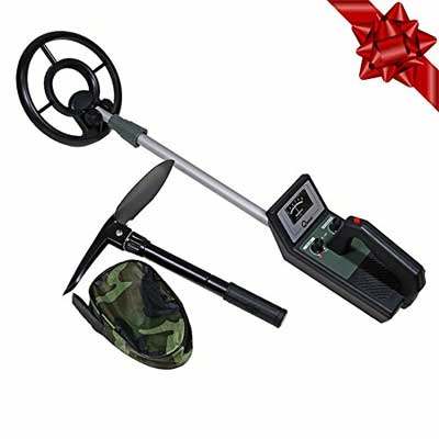 "QUEST NEW 36"" METAL DETECTOR CLASSIC DISPLAY DEEP TREASURE HUNTER"