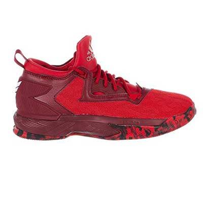 Adidas Men's D Lillard 2 Basketball Shoe