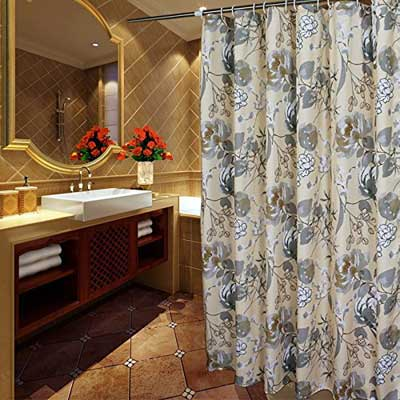 Top 10 Best Shower Curtain Liners In 2018 Reviews