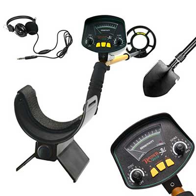 Pro Detector MD-3009II Hobby Upgraded Metal Detectors