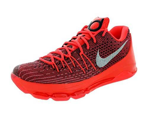 Nike Youth KD 8 Basketball Shoe