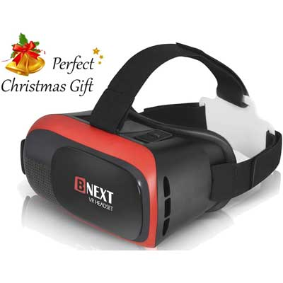 BNEXT VR Headset for iPhone and Samsung