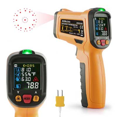 Infrared Thermometer Janisa AD6530D