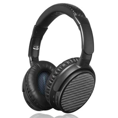 iDeaUSA Active Noise Cancelling Bluetooth headphones