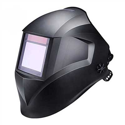 Welding Helmet, Tacklife PAH03D Solar Powered Helmet
