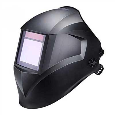 Welding Helmet, Tacklife PAH03D Solar Powered Helmet
