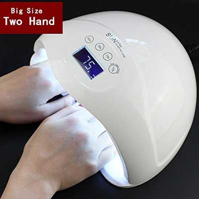 DeepDream 48W Gel Nail Lamp UV LED Dryer
