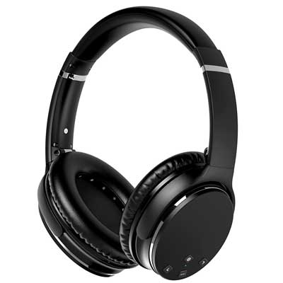 Kunstworker Active Noise Cancelling Bluetooth headphones