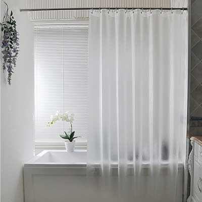 Shower Curtain, Wekity PEVA