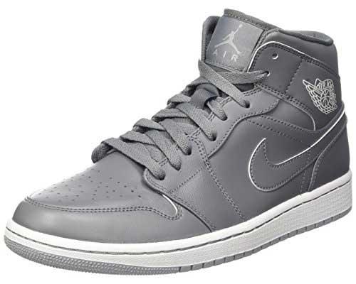 Jordan Nike Men's Air Mid Basketball Shoe