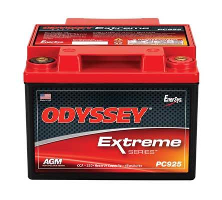 Odyssey PC 925 Automotive and LTV battery