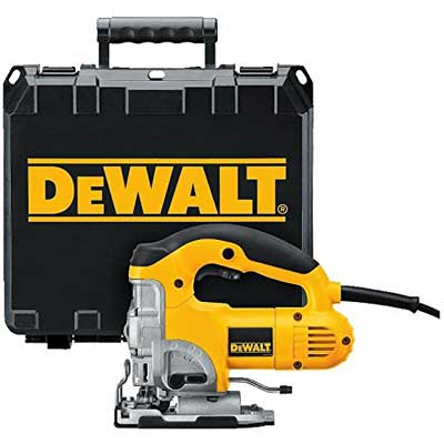 DEWALT DW331K 6.5 Amp Top-Handle Jig-Saw