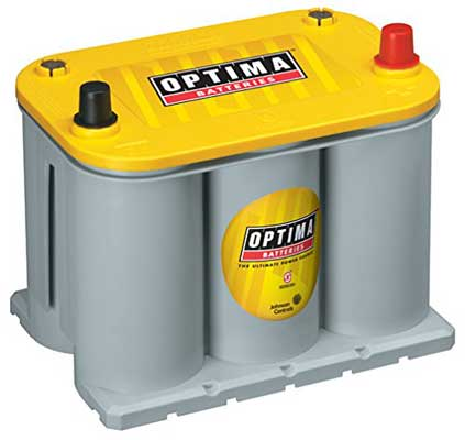 Optima batteries 8040 -212 D35 YellowTop Dual Purpose Battery