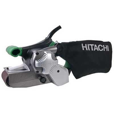 Hitachi SB8V2 9.0 Amp 3-Inch-by-21-Inch Variable Speed Belt Sander