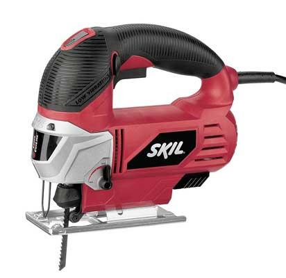 SKIL 4495-02 6.0 Amp Orbital Action Laser Jigsaw