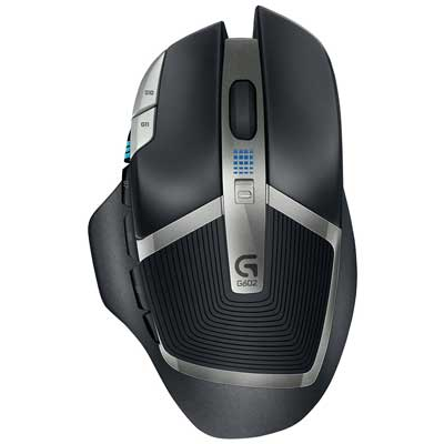 G602 Lag-Free Wireless Gaming Mouse