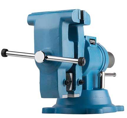 Capri Tools 10518 Rotating Base and Head Bench Vise