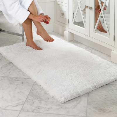 Top 10 Best Bathroom Rugs In 2019 Reviews