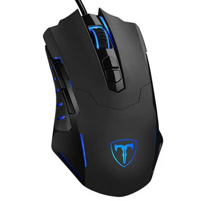 Pictek Gaming Mouse Wired [7200 DPI]