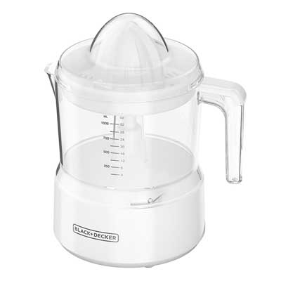 BLACK+DECKER 32oz Citrus Juicer CJ650W