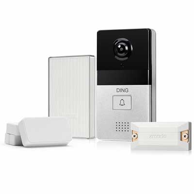 Zmodo DING Wi-Fi Video Doorbell