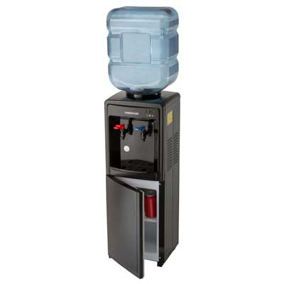 Farberware FW29919 Freestanding Hot and Cold Water Cooler Dispenser