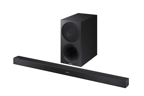 Samsung HW-M450/ZA 2.1 Channel Soundbar with Wireless Subwoofer