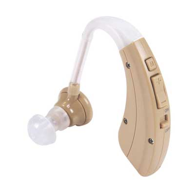 Clearon Rechargeable Digital hearing Amplifier VHP 220T