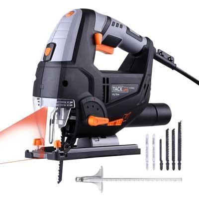 Tack life 6.7 Amp Laser Jig Saw
