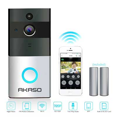 AKASO Video Doorbell