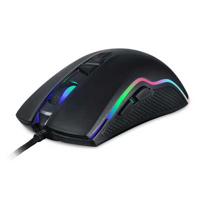 VyFky Wired Gaming Mice, 4000 DPI